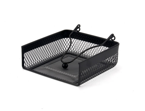 Nero Mesh Napkin Holder