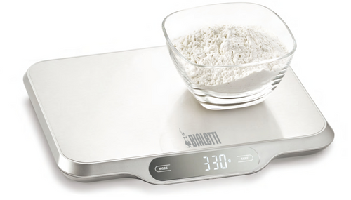 Bialetti 15kg Digital Scale - Stainless Steel