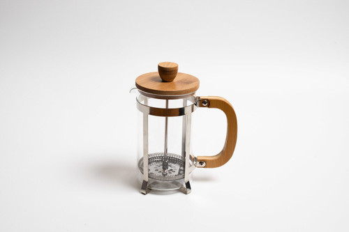Bamboo 600ml French Press / Plunger