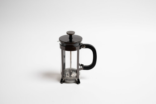 Black 350ml French Press / Plunger (OUT OF STOCK - ETA APRIL)