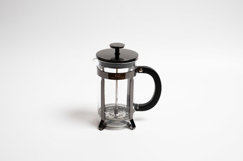 Black 600ml French Press / Plunger