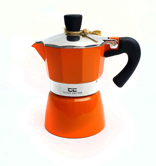 Orange Coffee Maker - 1 Cup