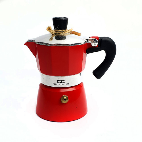 Red Coffee Maker - 1 Cup