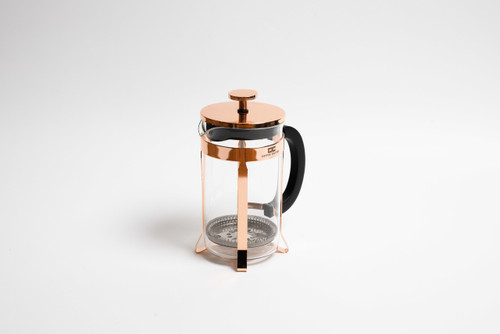 Rose Gold 600ml French Press / Plunger