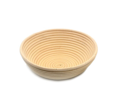 Brunswick Bakers Round 25cm Bread Banneton Basket