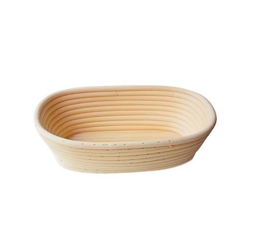 Brunswick Bakers Oval 25cm Bread Banneton Bakset