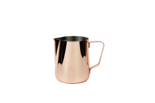 Copper Stainless Steel 350ml Milk Frothing Jug