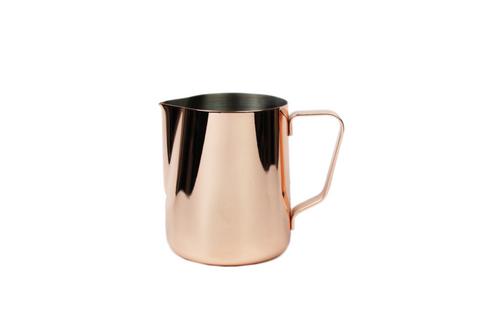 Copper Stainless Steel 600ml Milk Frothing Jug
