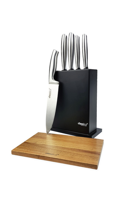 Malik 7 Piece Knife Block Set