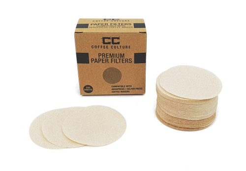 Coffee Disk Paper Filters - Size: 64mm