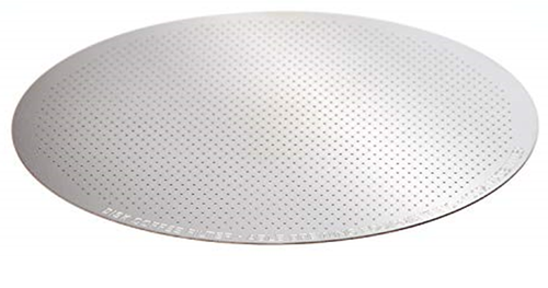 Stainless Steel Coffee Disk Filter - Size: 61mm