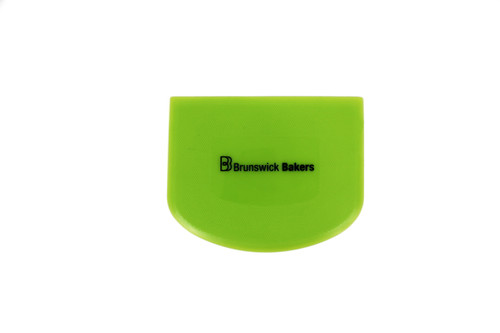 Green Dough Scraper
