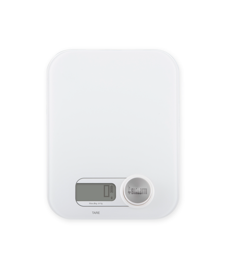 Bialetti Digital Scale 8kg - Battery Free