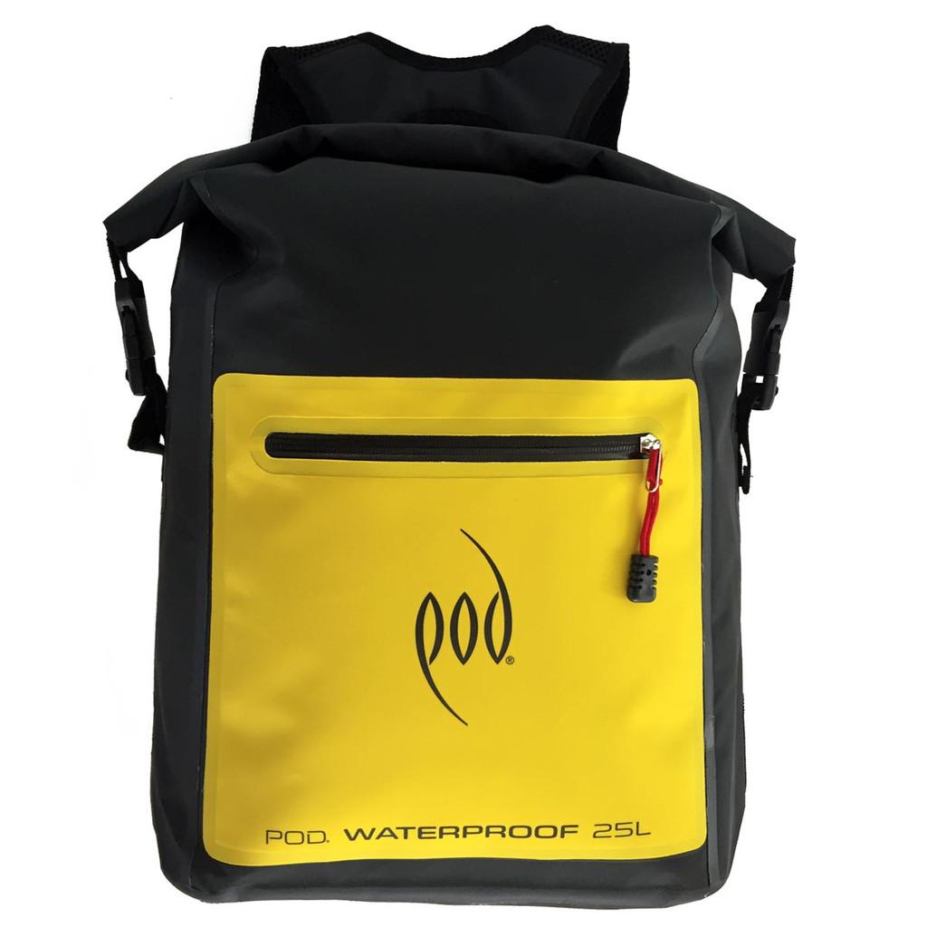 Waterproof Backpack 25L - Dry Bag - Heavy Duty PVC Tarpaulin