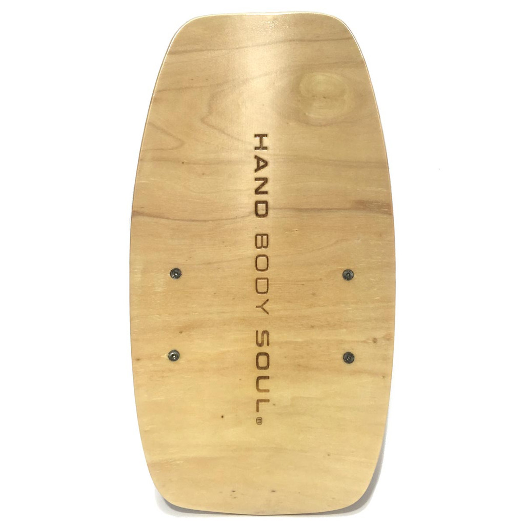 Premium Bodysurfing Tools - Wood Handboard PF1s Socks Savers