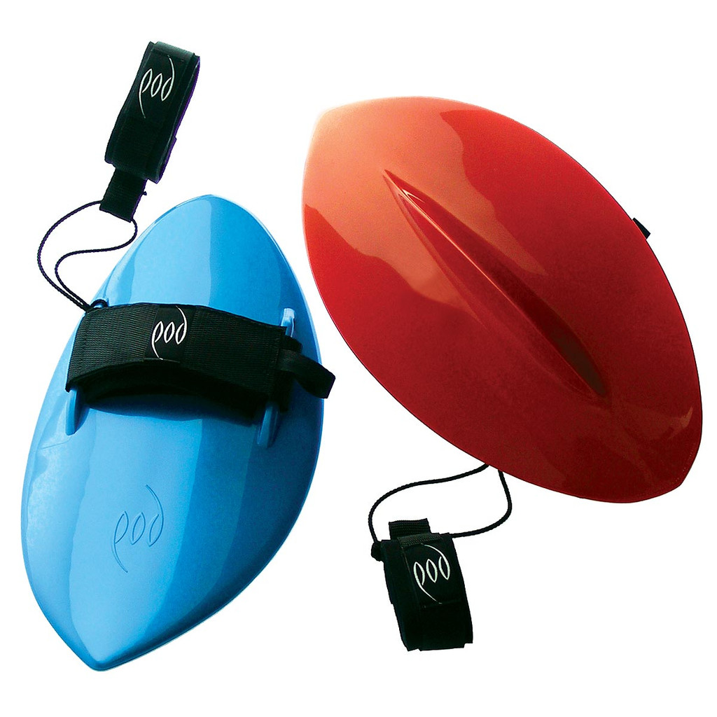 POD Handboards Front and Back
