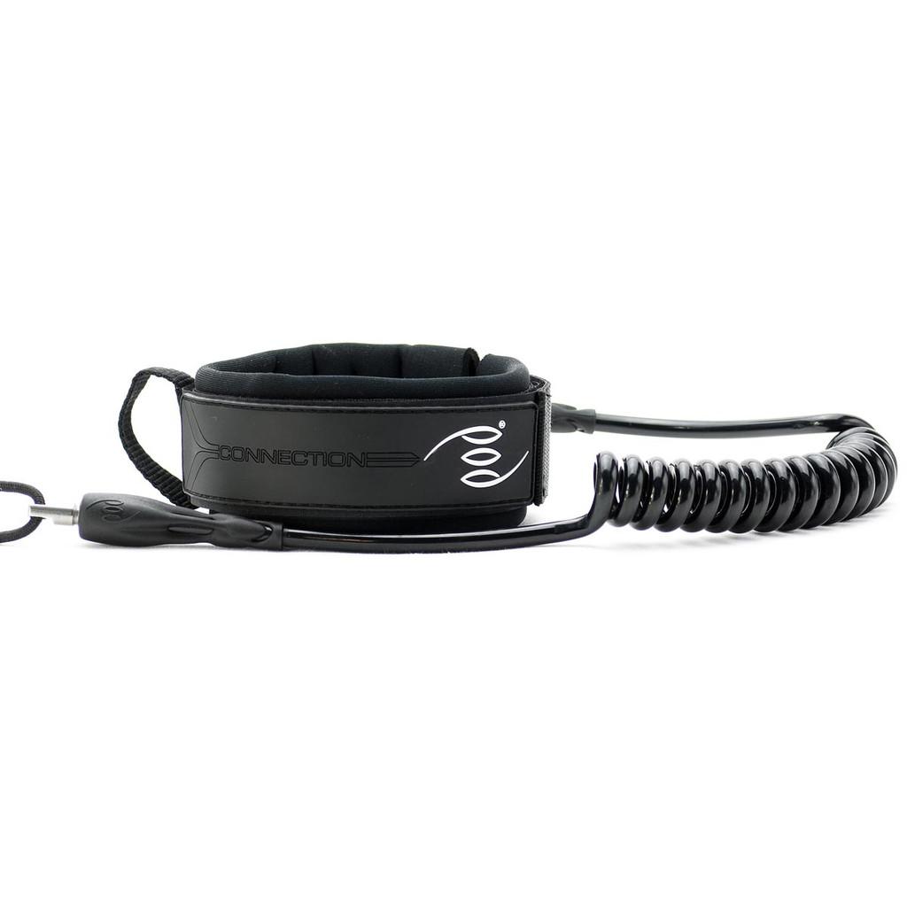Drop Knee Bicep Leash - POD Connection Stealth Black