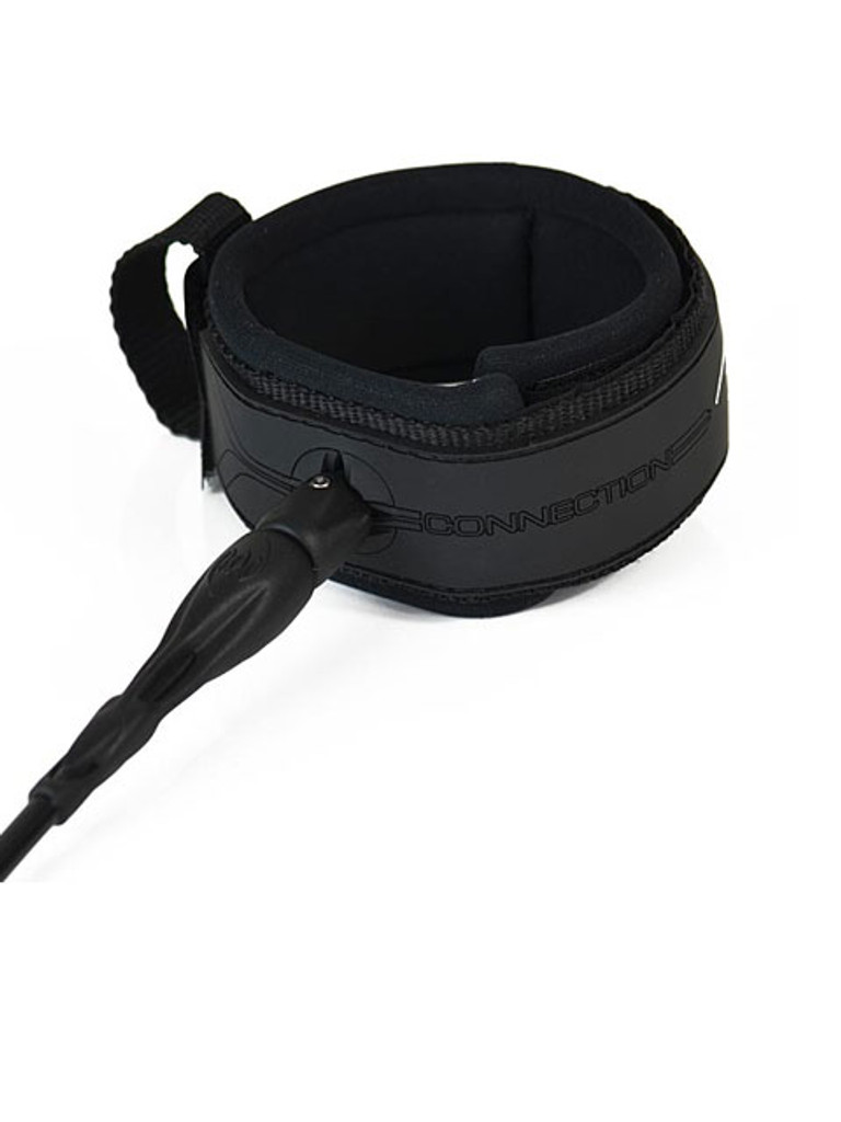 Black Stealth Solid Black Cord