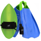 Bodysurfing Gear - POD Handboards - POD Fins PF2 - Swim Fins