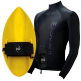 POD Bodysurfing Handboards - Rash Guard - Rash Vest