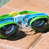 Eyeline Scoot Swim Goggles - Smoke Lens - 2 Colours