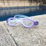 POD IGNITE Adult Swim Goggles - Clear Lens 2 Frame Colours