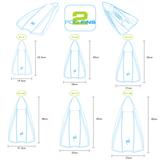POD PF2 Ocean Active Swim Fins – Bodyboard | Bodysurf | Swim