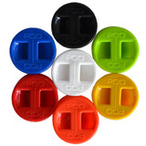 POD Deluxe Bodyboard Plugs 7 Colours Available