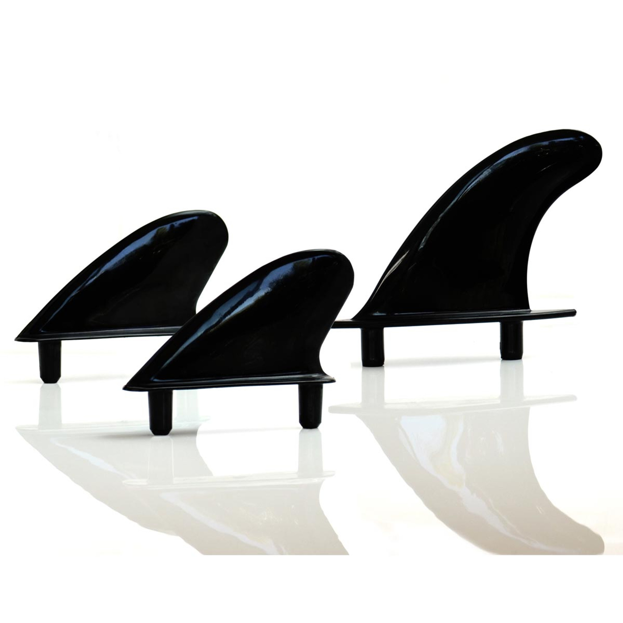 SURFDUST Softboard Fins SD2 and SD4 Comb Set