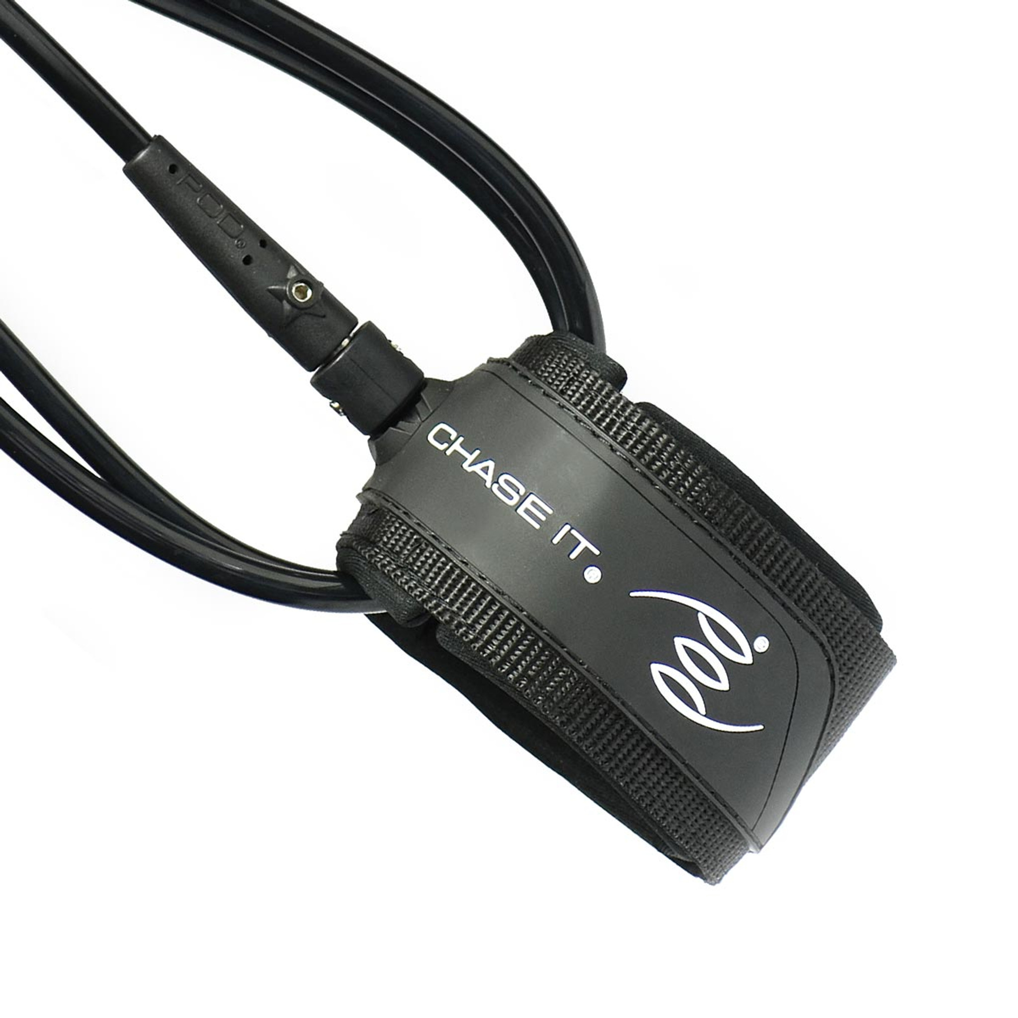 Black Stealth - Solid Black Cord