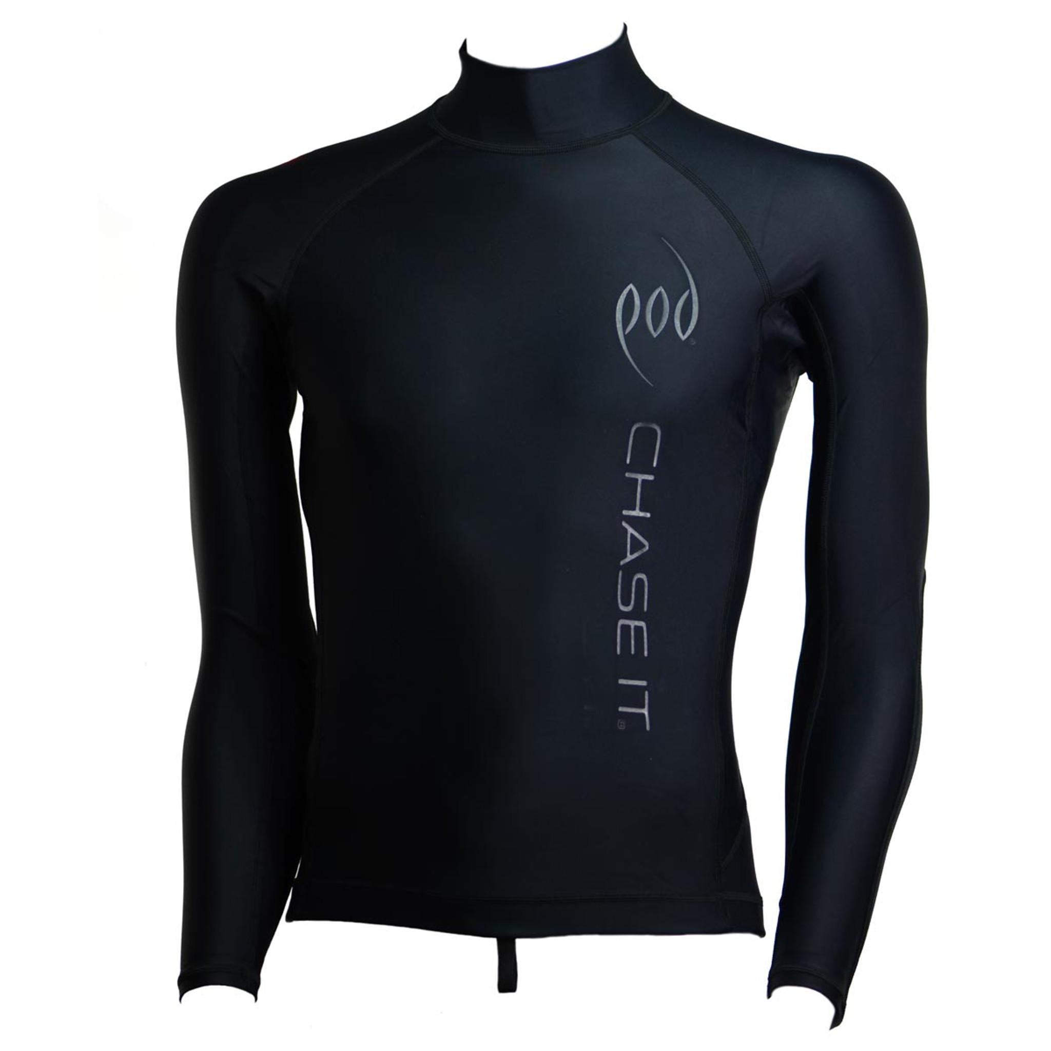 POD Fins PF1 - Rash Shirt – Long Sleeve Rash Vest