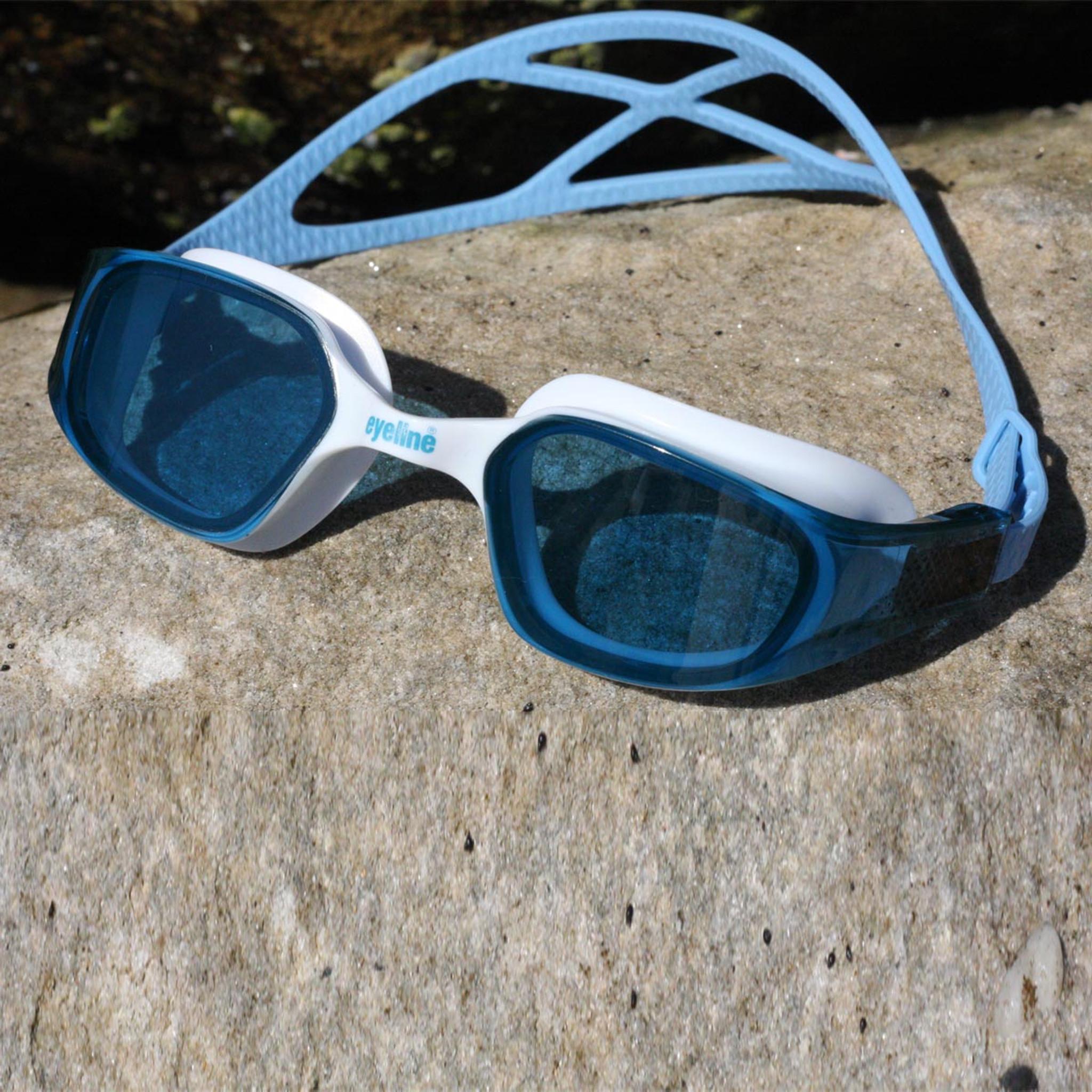 Eyeline Mantra Swim Goggles - 2 Lens Colours