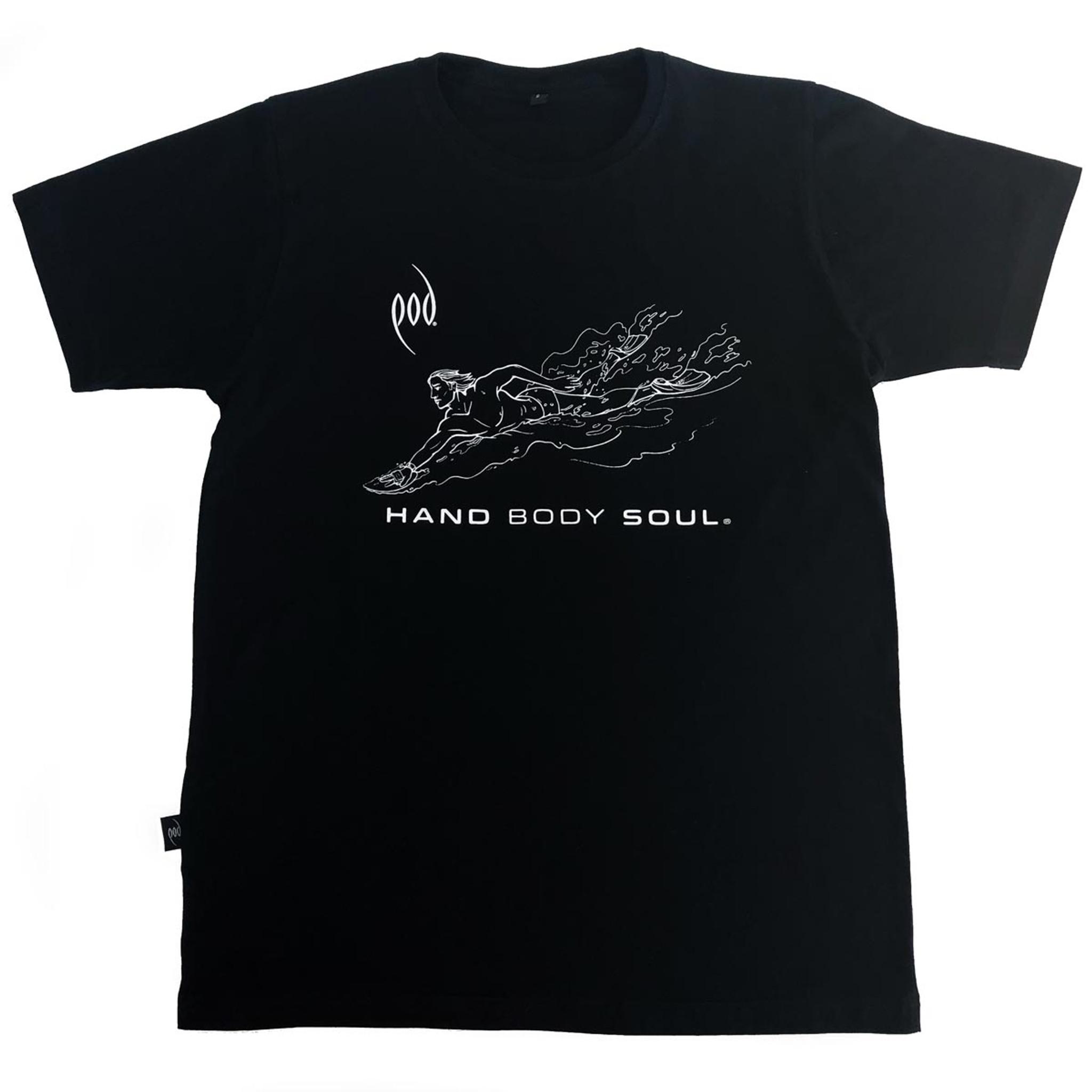 POD Hand Body Soul Bodysuring T-Shirts