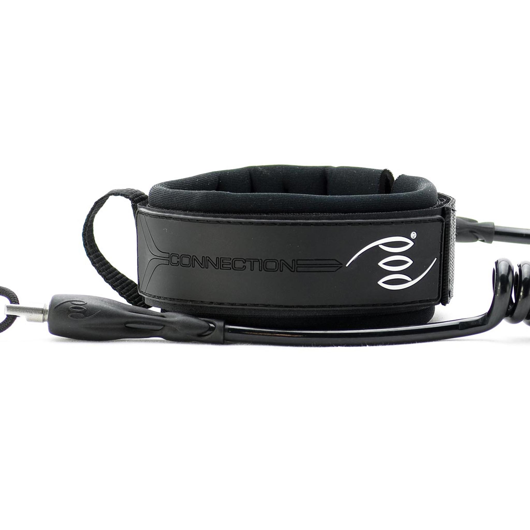 DK Bicep Leash Stealth Black
