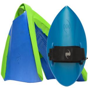 Bodysurfing Gear - POD Handboards - POD Fins PF3 - Swim Fins