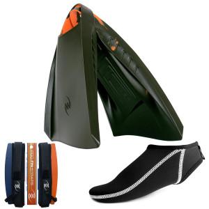 POD Fins PF3 Evolution - Neoprene Socks - Fins Savers