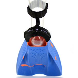 POD PF1 Swim Fins – Fin Savers and Heel Protectors