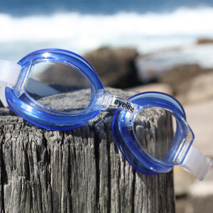 Eyeline Aqua Mate Swim Goggles - 4 Lens Colours