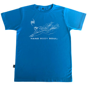 POD Hand Body Soul Bodysuring T-Shirts