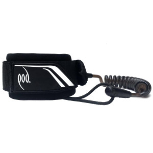 POD Bodyboard Bicep Leash Single Swivel and Mould End