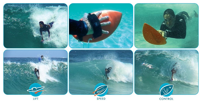 How to Bodysurf: Learn to Use a POD Body Surfing Handboard