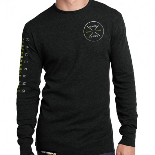 Crested Thermal Long Sleeve Shirt by Raceseng
