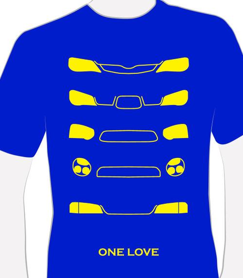 Subaru One Love T-Shirt