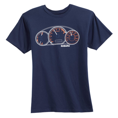 Subaru Gauges T-Shirt