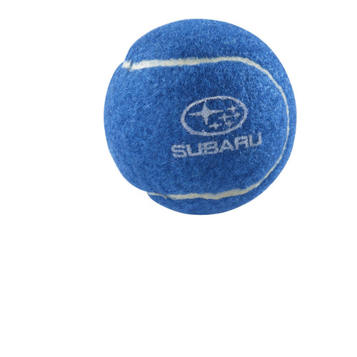 Subaru Synthetic Dog Tennis Ball