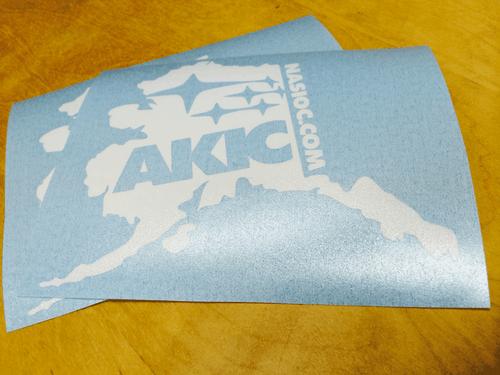 NASIOC AKIC Region Special Decal
