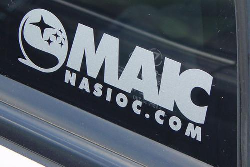 NASIOC MAIC Chapter Decals
