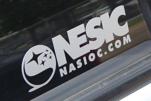 NASIOC NESIC Chapter Decals