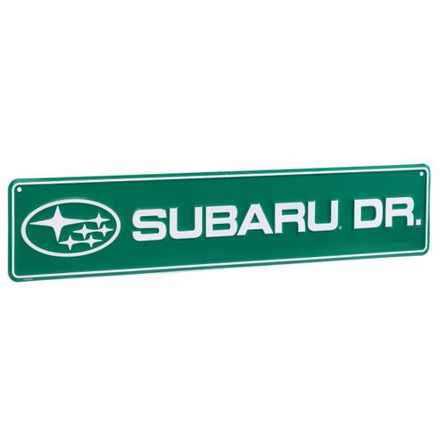 SUBARU Drive Street Sign