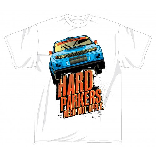 Rally T-Shirt Hard Parkers